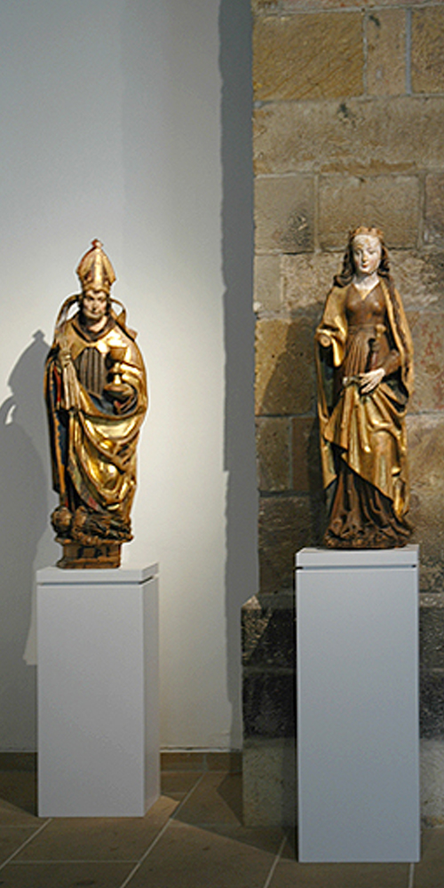 Gothic Sculpture in Saxony